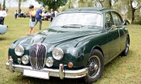 Jaguar Mark 2 1962 - Automania 2017, Edling les Anzeling, Hara du Moulin