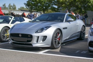 Jaguar type F S - Cars & Coffee Deluxe Luxembourg Septembre 2019