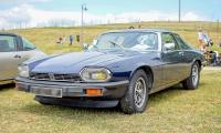 Jaguar XJ-S I 1977 - Automania 2017, Edling les Anzeling, Hara du Moulin