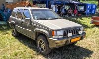 Jeep Grand Cherokee I - American Roadrunners 2018, Stadtbredimus