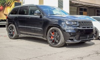 Jeep Grand Cherokee IV - Cars & Coffee Deluxe Luxembourg Mai 2019