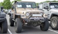Jeep Wrangler II (TJ) - Autos Mythiques 57, Thionville, 2019