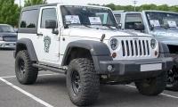 Jeep Wrangler III (JK) - Autos Mythiques 57, Thionville, 2019