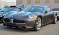 Fisker Karma - Cars & Coffee Deluxe Luxembourg Mai 2019