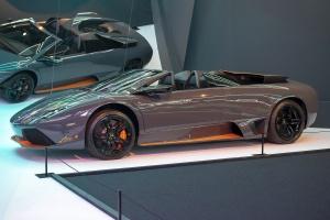 Lamborghini Murciélago LP650-4 Roadster - Cité de l'automobile, Collection Pop Lamborghini, 2020