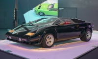 Lamborghini Countach LP500 S - Cité de l'automobile, Collection Pop Lamborghini, 2020