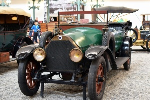 Lancia Epsilon Torpedo 1912 - Cité de l'automobile, Collection Schlumpf