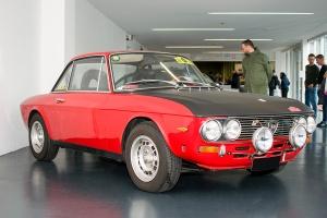 Lancia Fulvia Coupé Monte Carlo 1972 - LOF, Autotojumble, Luxembourg, 2019