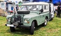 Land Rover Defender I - Retro Meus'Auto 2018, Lac de la Madine