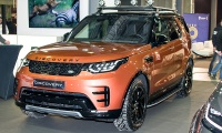Land Rover Discovery V - Luxembourg Motor Show 2018