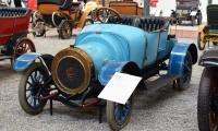 Le Gui B2 Torpedo 1913 - Cité de l'automobile, Collection Schlumpf