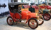 Le Zèbre type A 1910 - Cité de l'automobile, Collection Schlumpf