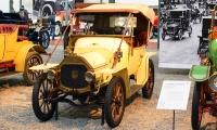 Le Zèbre type A 1913 - Cité de l'automobile, Collection Schlumpf