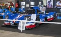 Ligier JS P217 - Salon ,Auto-Moto Classic, Metz, 2019