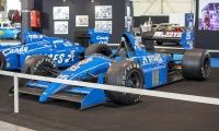 Ligier JS31 - Salon ,Auto-Moto Classic, Metz, 2019
