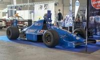 Ligier JS33B 1990 - Salon ,Auto-Moto Classic, Metz, 2019