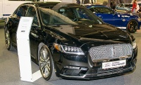 Lincoln Continental X 2016 V6 - Luxembourg Motor Show 2018