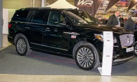 Lincoln Navigator IV 2018 - Luxembourg Motor Show 2018