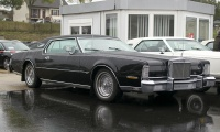 Lincoln Continental IV - Modern Cars meet Classic Cars, Roost, 2019