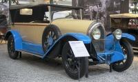 Lorraine-Dietrich B3-6 torpedo 1923 - Cité de l'automobile, Collection Schlumpf, Mulhouse, 2020