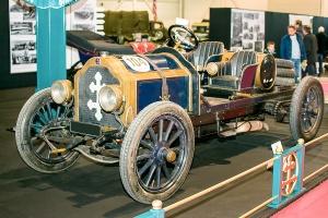 Lorraine-Dietrich CFO 1908 - Salon Auto-Moto Classic Metz 2018
