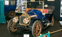 Lorraine-Dietrich FRGF4 1911 - Salon Auto-Moto Classic Metz 2018