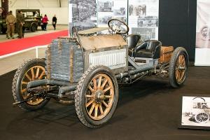 Lorraine-Dietrich type 5 1903 - Salon Auto-Moto Classic Metz 2018