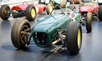 Lotus 18 Monoplace F1 1961 - Cité de l'automobile, Collection Schlumpf