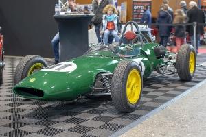 Lotus 22 - Salon ,Auto-Moto Classic, Metz, 2019