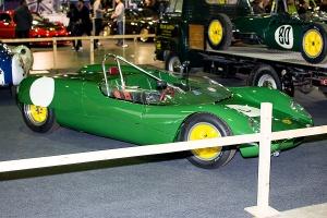 Lotus 23B 1963 - Luxembourg Motor Show 2018