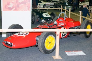 Lotus 24 1962 - Luxembourg Motor Show 2018