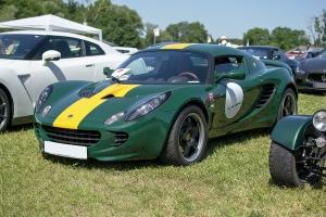 Lotus Elise série 2 SC 2008 - Automania 2019, Edling les Anzeling, Hara du Moulin