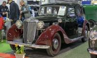 MG YA 1947 - LOF, Autotojumble, Luxembourg, 2020