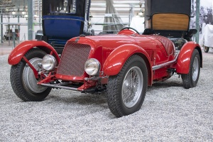 Maserati 2000 biplace sport 1930 - Cité de l'automobile, Collection Schlumpf, Mulhouse, 2020