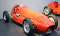 Maserati 8CM Monoplace Grand Prix 1933 - Cité de l'automobile, Collection Schlumpf