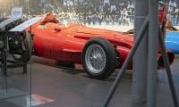 Maserati Grand-Prix 250F 1958 - Cité de l'automobile, Collection Schlumpf, Mulhouse, 2020
