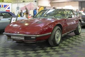 Maserati Indy SS 1975 - LOF, Autotojumble, Luxembourg, 2020