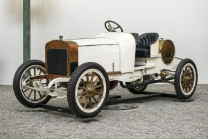 Mathis Hermès Simplex biplace sport 1904 - Cité de l'automobile, Collection Schlumpf, Mulhouse, 2020