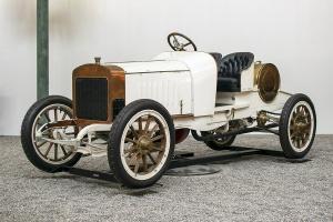 Mathis Hermès Simplex biplace sport 1904 - Cité de l'automobile, Collection Schlumpf, Mulhouse, 2020