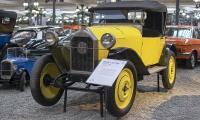 Mathis type P Torpedo 1924 - Cité de l'automobile, Collection Schlumpf 2020