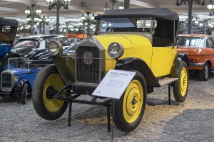 Mathis type P Torpedo 1924 - Cité de l'automobile, Collection Schlumpf 2020