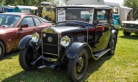 Mathis type TY 1932 - Retro Meus'Auto 2018, Lac de la Madine