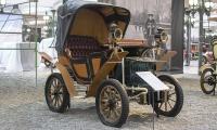 Maurer-Union type 18 vis à vis 1900 - Cité de l'automobile, Collection Schlumpf, Mulhouse, 2020