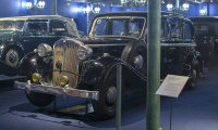 Maybach SW38 Limousine 1937 - Cité de l'automobile, Collection Schlumpf 2020