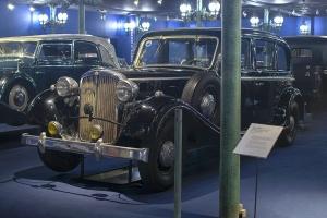 Maybach SW38 Limousine 1937 - Cité de l'automobile, Collection Schlumpf 2020