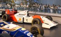 McLaren Peugeot MP4/9 Monoplace F1 1994 - Cité de l'automobile, Collection Schlumpf