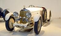 Mercedes-Benz 38/250SS 1929 - Cité de l'automobile, Collection Schlumpf