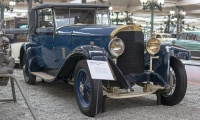 Mercedes-Benz 600 cabriolet 1928 - Cité de l'automobile, Collection Schlumpf, Mulhouse, 2020