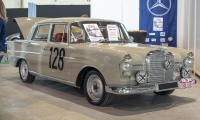 Mercedes-Benz W111 Heckflosse 220SE 1960 - Salon ,Auto-Moto Classic, Metz, 2019