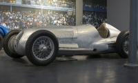 Mercedes-Benz W125 monoplace Grand Prix 1937 - Cité de l'automobile, Collection Schlumpf, Mulhouse, 2020
